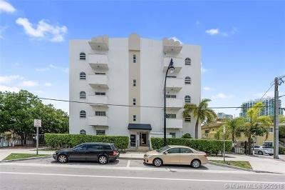 Coconut Grove Condo/Townhouse For Sale: 3051 SW 27th Ave #506