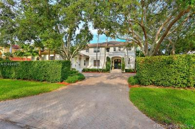 Coral Gables Single Family Home For Sale: 128 Paloma Dr
