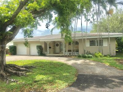 Coral Gables Single Family Home For Sale: 5335 Orduna Dr