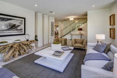Coconut Grove Single Family Home For Sale: 3737 Justison Rd