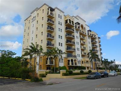 Coral Gables Condo/Townhouse For Sale: 101 Sidonia Ave #601