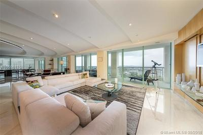 Coconut Grove Condo/Townhouse For Sale: 3400 SW 27th Ave #1801/2
