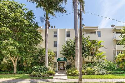 South Miami Condo/Townhouse For Sale: 5838 SW 74th Ter #301