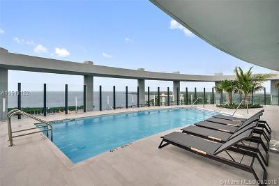 Coconut Grove Condo/Townhouse For Sale: 2831 S Bayshore Drive #604