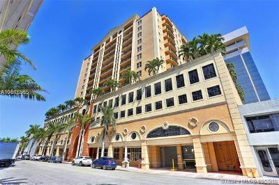 Coral Gables Condo/Townhouse For Sale: 357 Almeria Ave #704