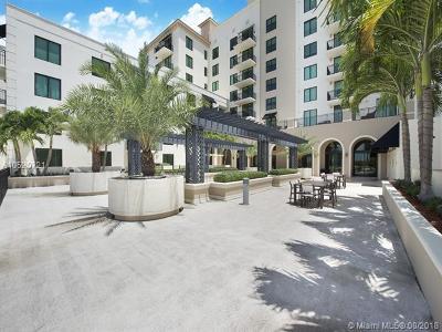 Coral Gables Condo/Townhouse For Sale: 1300 Ponce De Leon Blvd #408