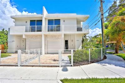 Coconut Grove Condo/Townhouse For Sale: 3503 Day Ave #3503