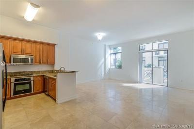 Coral Gables Condo/Townhouse For Sale: 1805 Ponce De Leon Blvd #516