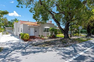 Coral Gables Single Family Home For Sale: 2017 SW 57th Ave