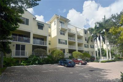 Pinecrest Condo/Townhouse For Sale: 7520 SW 102nd St #204