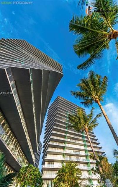 Coconut Grove Condo/Townhouse For Sale: 2675 S Bayshore Dr #901-S