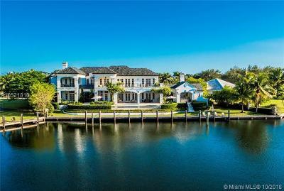 Coral Gables Single Family Home For Sale: 9320 Gallardo St