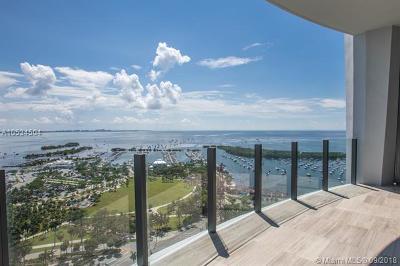 Coconut Grove Condo/Townhouse For Sale: 2821 S Bayshore Dr #20D