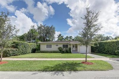 Coral Gables Single Family Home For Sale: 222 Cadima Ave