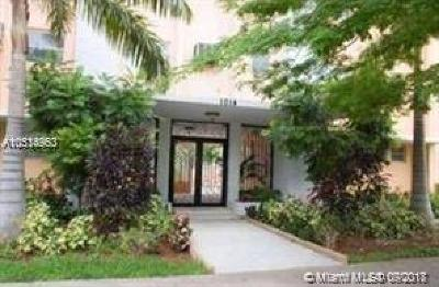 Coral Gables Condo/Townhouse For Sale: 1014 Salzedo St #310