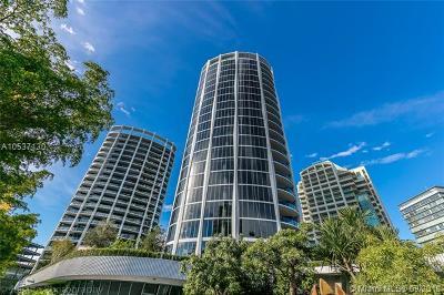 Coconut Grove Condo/Townhouse For Sale: 2831 S Bayshore Dr #406