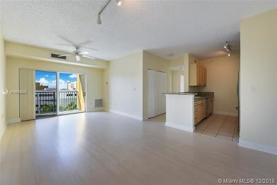 South Miami Condo/Townhouse For Sale: 6001 SW 70th St #633