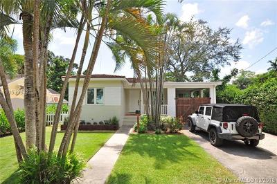 South Miami Single Family Home For Sale: 6228 SW 42nd St