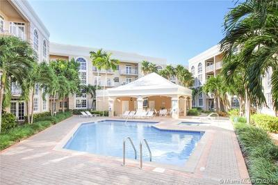 Coral Gables Condo/Townhouse For Sale: 1280 S Alhambra Cir #2201