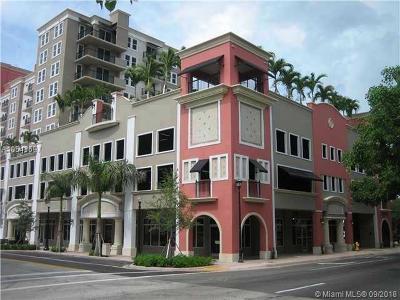 Coral Gables Condo/Townhouse For Sale: 4100 Salzedo St #606