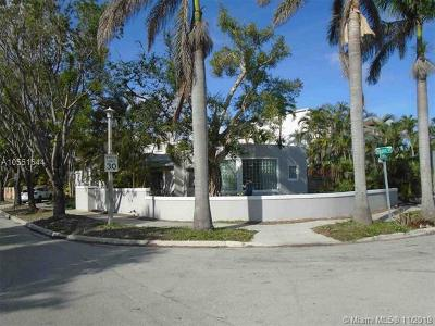 Coconut Grove Single Family Home For Sale: 3571 Fair Isle St