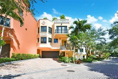 Coconut Grove Condo/Townhouse For Sale: 3471 Main Hwy #1032