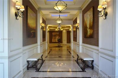 Coral Gables Condo/Townhouse For Sale: 1805 Ponce De Leon Blvd #834