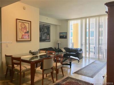 Coral Gables Condo/Townhouse For Sale: 1607 Ponce De Leon Blvd #10C