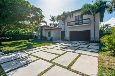 South Miami Single Family Home For Sale: 8120 SW 63rd Ct