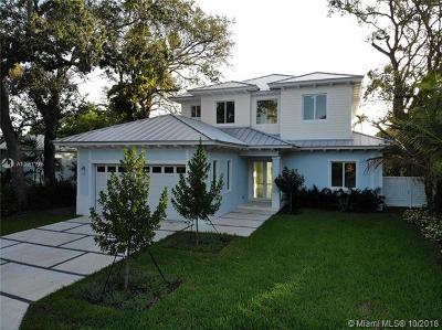 South Miami Single Family Home For Sale: 6701 SW 64th Ave