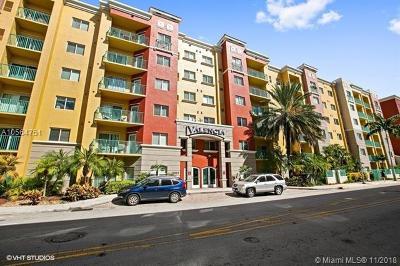 South Miami Condo/Townhouse For Sale: 6001 SW 70th St #350