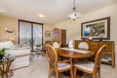 Coral Gables Condo/Townhouse For Sale: 888 S Douglas Rd #812