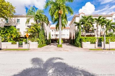 Coral Gables Condo/Townhouse For Sale: 261 Navarre Ave #C-3