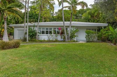 Coconut Grove Single Family Home For Sale: 3711 SE Battersea Rd