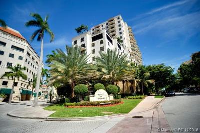 Coral Gables Condo/Townhouse For Sale: 888 S Douglas Rd #813
