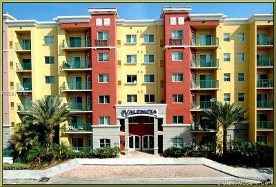 South Miami Condo/Townhouse For Sale: 6001 SW 70th St #419