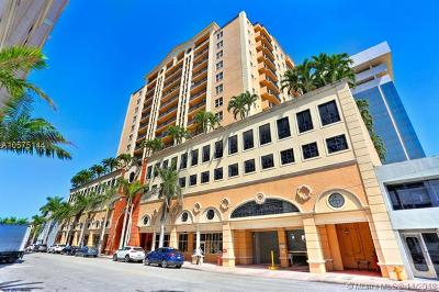 Coral Gables Condo/Townhouse For Sale: 357 Almeria Ave #1107