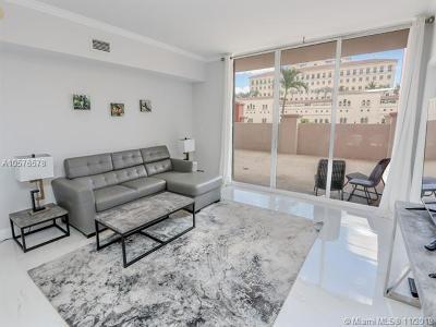 Coral Gables Condo/Townhouse For Sale: 4100 Salzedo St #415