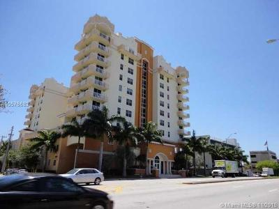 Coral Gables Condo/Townhouse For Sale: 215 SW 42nd Ave #908