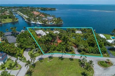 Coral Gables Single Family Home For Sale: 235 Solano Prado