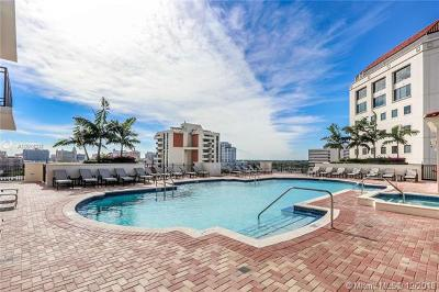 Coral Gables Condo/Townhouse For Sale: 888 S Douglas Rd #105
