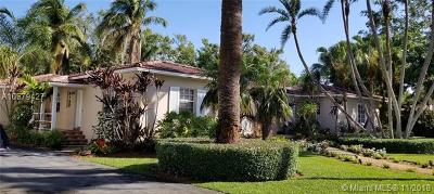 Coral Gables Single Family Home For Sale: 1037 Malaga Ave