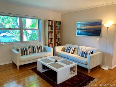 South Miami Condo/Townhouse For Sale: 7885 SW 57th Ave #33A