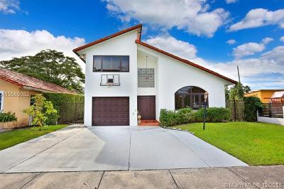 South Miami Single Family Home For Sale: 6302 SW 41st