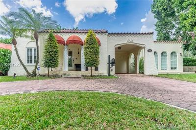 Coral Gables Single Family Home For Sale: 903 Pizarro St