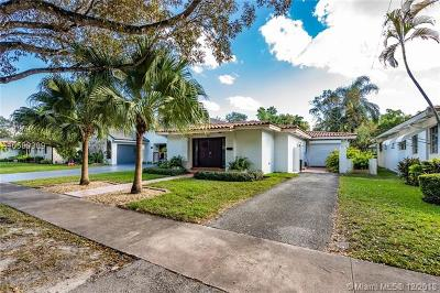 Coral Gables Single Family Home For Sale: 630 Almeria Ave