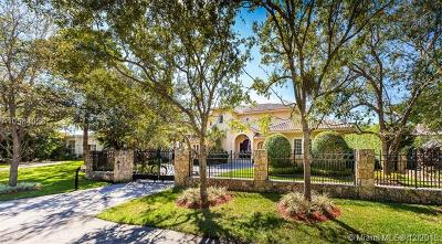 Coral Gables Single Family Home For Sale: 1224 Alfonso Ave