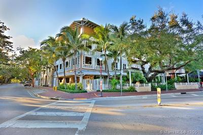 Coconut Grove Condo/Townhouse For Sale: 3540 Main Hwy #308