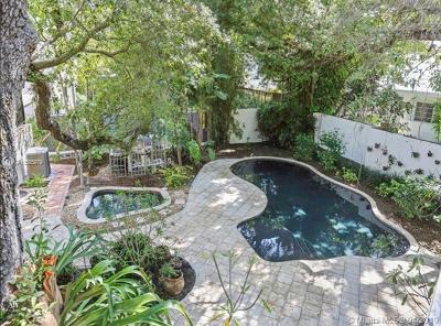Coconut Grove Single Family Home For Sale: 1776 Chucunantah Rd