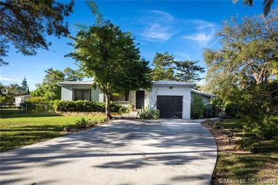 South Miami Single Family Home For Sale: 5968 SW 61st Ave